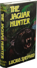 Books:First Editions, Lucius Shepard: The Jaguar Hunter. Foreword by MichaelBishop and illustrations by Jeffrey K. Potter. (Sauk City:Arkham...