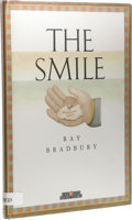 Books:Signed Editions, Ray Bradbury: The Smile Signed by the Author. (Mankato, Minnesota: Creative Education Inc., 1992), 32 pages, dark blue c...