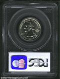 Statehood Quarters: , 2001-P 25C New York MS66 PCGS. The special PCGS insert ...