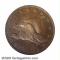 Patterns: , 1855 P1C Flying Eagle Cent, Judd-172, Pollock-198, R.7, ...