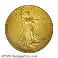 Proof Saint-Gaudens Double Eagles: , 1911 $20 PR60 ANACS. The official mintage for the 1911 ...
