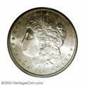 Morgan Dollars: , 1893-S $1 MS61 PCGS. The brief reduced mintage years for ...