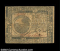 Colonial Notes:Continental Congress Issues, Continental Currency November 29, 1775 $6 Extremely Fine. ...