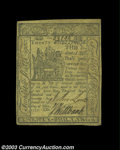 Colonial Notes:Delaware, Delaware May 1, 1777 20s Extremely Fine. This is the ...