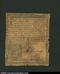 Colonial Notes:Pennsylvania, March 10, 1769, 18d, Pennsylvania, PA-139, VG. The body of ...