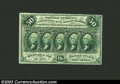 Fractional Currency:First Issue, First Issue 50c, Fr-1312, Choice CU. This is the straight ...