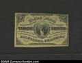 Fractional Currency:Third Issue, Third Issue 3c, Fr-1226, Extremely Fine. Two small pinholes ...