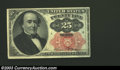 Fractional Currency:Fifth Issue, Fifth Issue 25c, Fr-1308, Choice AU. This Walker note with ...