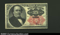 Fractional Currency:Fifth Issue, Fifth Issue 25c, Fr-1308, XF-AU. This Walker note with long ...