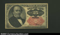Fractional Currency:Fifth Issue, Fifth Issue 25c, Fr-1309, Choice AU. This Walker note with ...