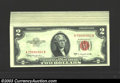 Small Size:Legal Tender Notes, Twenty-four consecutive 1953C $2 Legal Tender Notes, Fr-1512, ... (24 notes)