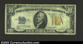 Small Size:World War II Emergency Notes, 1934-A $10 North Africa Silver Certificate, Fr-2309, Fine-VF. ...