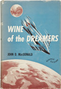 Books:First Editions, John D. MacDonald. Wine of the Dreamers....
