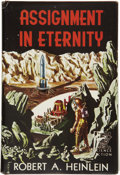 Books:First Editions, Robert A. Heinlein. Assignment in Eternity....