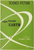 Books:Signed Editions, Raymond F. Jones. This Island Earth....