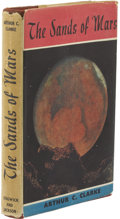 Books:Signed Editions, Arthur C. Clarke. The Sands of Mars....
