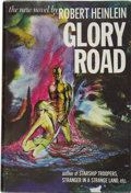 Books:First Editions, Robert Heinlein. Glory Road....