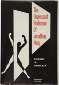 Books:First Editions, Robert Heinlein. The Unpleasant Profession of JonathanHoag....