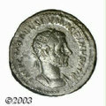 Ancients:Roman, Ancients: Macrinus, 217-218 A.D., AR antoninianus (4.90 g),Radiate, cuirassed bust right/Felicitas, standing left, holdingcaduceus, ...