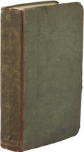 Books:First Editions, Anonymous [Attributed to Lord John Russell]. Adventures in theMoon, and Other Worlds....