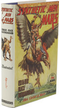 Books:First Editions, Edgar Rice Burroughs. Synthetic Men of Mars....