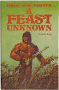 Books:Signed Editions, Philip José Farmer. A Feast Unknown: Volume IX of theMemoirs of Lord Grandrith....