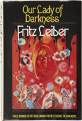 Books:First Editions, Fritz Leiber. Our Lady of Darkness....