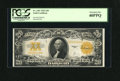 Large Size:Gold Certificates, Fr. 1187 $20 1922 Gold Certificate PCGS Extremely Fine 40PPQ....