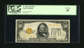 Small Size:Gold Certificates, Fr. 2404 $50 1928 Gold Certificate. PCGS Very Fine 25.. ...