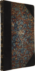 Books:First Editions, John William Polidori. The Vampyre; A Tale. London:Sherwood, Neely, and Jones, 1819.. ...
