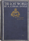 Books:First Editions, Arthur Conan Doyle. The Lost World, Being an account ofthe recent amazing adventures of Professor George E. C...