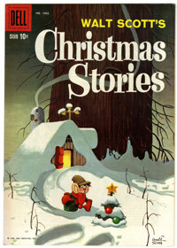 Four Color #1062 Christmas Stories - File Copy (Dell, 1959) Condition: VF/NM