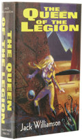 Books:Signed Editions, Jack Williamson: Signed & Numbered First Hardcover Edition of Queen of the Legion. (Royal Oak, Michigan: Haffner Press, ...