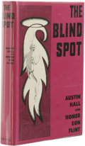 Books:First Editions, Austin Hall and Homer Eon Flint: The Blind Spot. Illustratedby Hannes Bok. (Philadelphia: Prime Press, 1951), first edi...