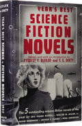 Books:First Editions, Everett F. Bleiler and T.E. Dikty, editors: Year's Best ScienceFiction Novels 1952. (New York: Frederick Fell, Inc., 19...
