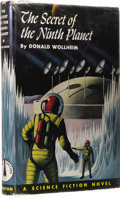 Books:First Editions, Donald Wollheim: The Secret of the Ninth Planet.(Philadelphia: The John C. Winston, 1959), first edition, 203page...