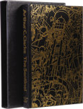 Books:Signed Editions, Arthur C. Clarke Signed: The Sentinel: Masterworks of Science Fiction and Fantasy. Illustrated by Lebbeus Woods. (Ne...
