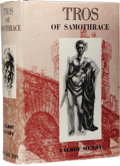 Books:First Editions, Talbot Mundy: Tros of Samothrace. (New York: Gnome PressInc., 1958), Gnome Press edition: first thus, 949 pages, dust j...