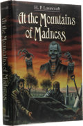 Books:First Editions, H.P. Lovecraft: Corrected Ninth Printing of At the Mountains ofMadness. (Sauk City: Arkham House, 2001), first edition ...