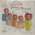Music Memorabilia:Recordings, Various '60s Rock Instrumental LP Group of 2 (1960). Two great, early Rock instrumental groups are represented in these two ...