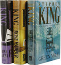 Books:First Editions, Stephen King: Three Modern First UK Editions, including:. From aBuick 8. (London: Hodder and Stoughton, 2002), firs... (Total:3 )