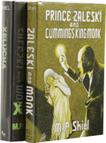 Books:First Editions, Two Books by M. P. Shiel, including:. Xelucha and Others.(Sauk City: Arkham House, 1975), first edition, 243 pages,...(Total: 2 )