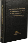 Books:First Editions, Jack L. Chalker and Mark Owings: The Science-Fantasy Publishers. A Critical and Bibliographic History (Westminster, ...