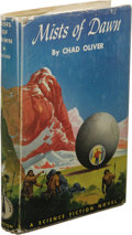 Books:First Editions, Chad Oliver: Mists of Dawn. Edited by Cecile Matschat.(Philadelphia: The John C. Winston Company, 1952), firstedition,...