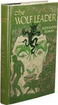 Books:First Editions, Alexandre Dumas: The Wolf Leader. From the translation ofAlfred Allinson by L. Sprague de Camp. (Philadelphia: Prime Pr...