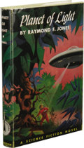 Books:First Editions, Raymond F. Jones: Planet of Light. Edited by CecileMatschat. (Philadelphia: The John C. Winston Company, 1953), firste...