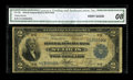 Fr. 769 $2 1918 Federal Reserve Bank Note CGA Very Good 08. The census of eleven known notes makes this one of the rares...