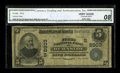 National Bank Notes:Kentucky, Burnside, KY - $5 1902 Date Back Fr. 592 The First NB Ch. #(S)8903. From our sale of the Bill Gale Collection where the...