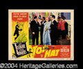 Autographs, Fred Astaire & Ginger Rogers Vintage Signed Lobby Card