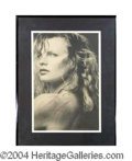 Autographs, Kim Basinger Signed Framed Display